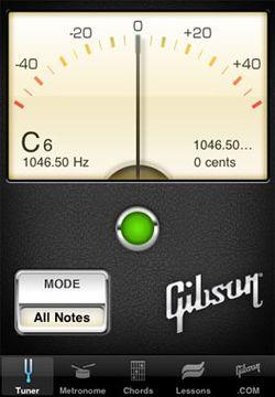 Gibson_tuner