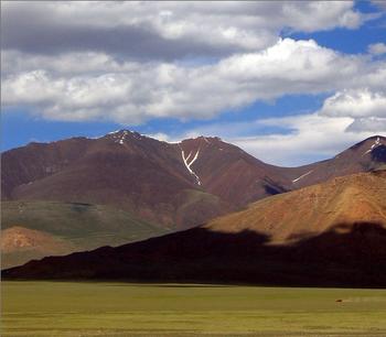 Mongolia_land
