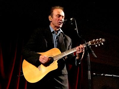 Hugh cornwell - london