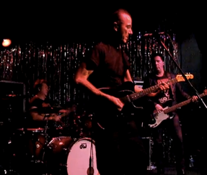 Hugh Cornwell and band