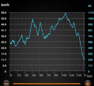 Vertical chart