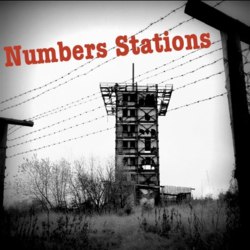 Numbers stations CD