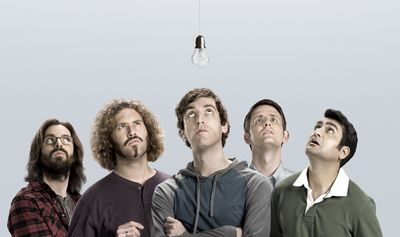 Silicon valley lightbulb
