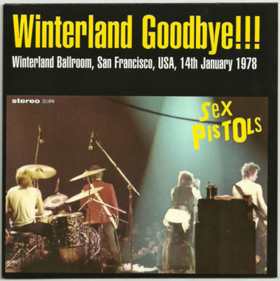 Goodbye Winterland front