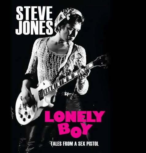 Steve jones cover