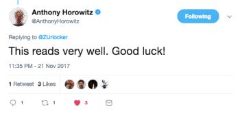 Z-machine matter twitter horowotiz