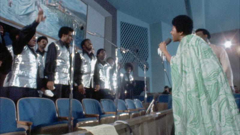 Aretha choir