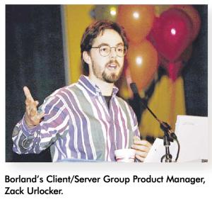 Zack Delphi 1.0 launch Feb 1995
