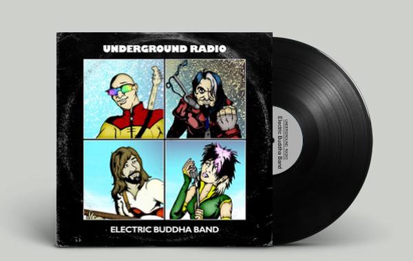 Underground Radio - Vinyl 3